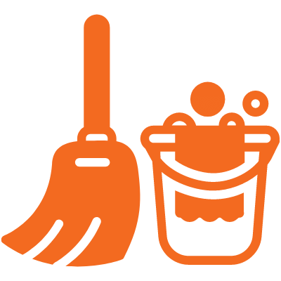 grand garages cleaning icon