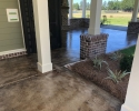 grand garages concrete patio after 3