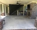 grand garages concrete patio before 1